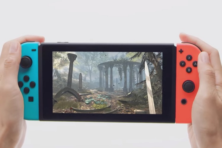 The Elder Scrolls: Blades para Nintendo Switch