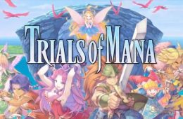anunciado Trials of Mana