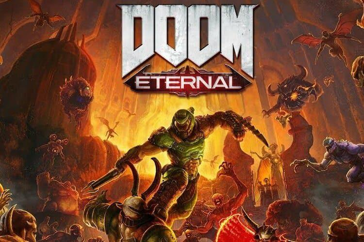 fecha de lanzamiento de Doom Eternal