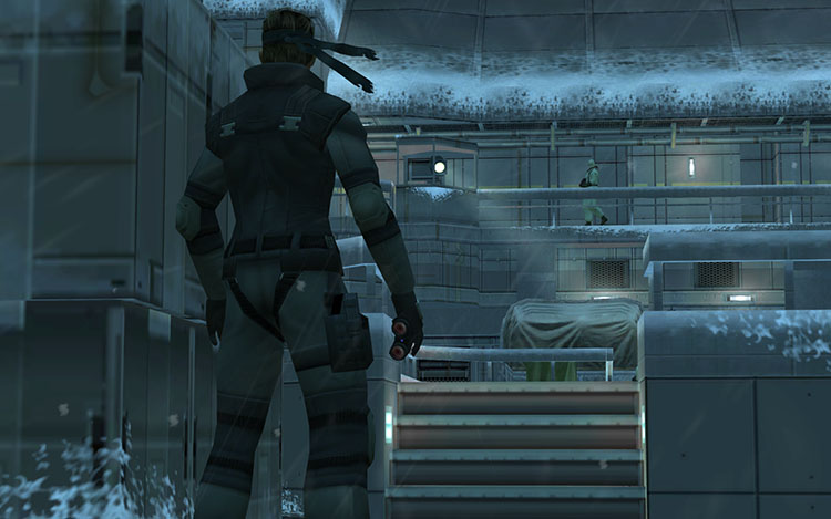 Metal Gear Solid: The Twin Snakes en 4K