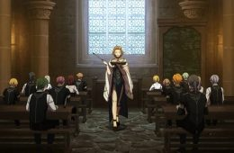 Nueva Partida + en Fire Emblem: Three Houses