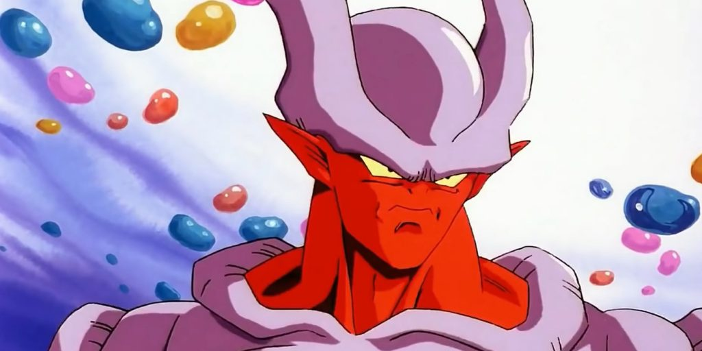 La web de Nintendo filtra el DLC de Janemba en Dragon Ball FighterZ