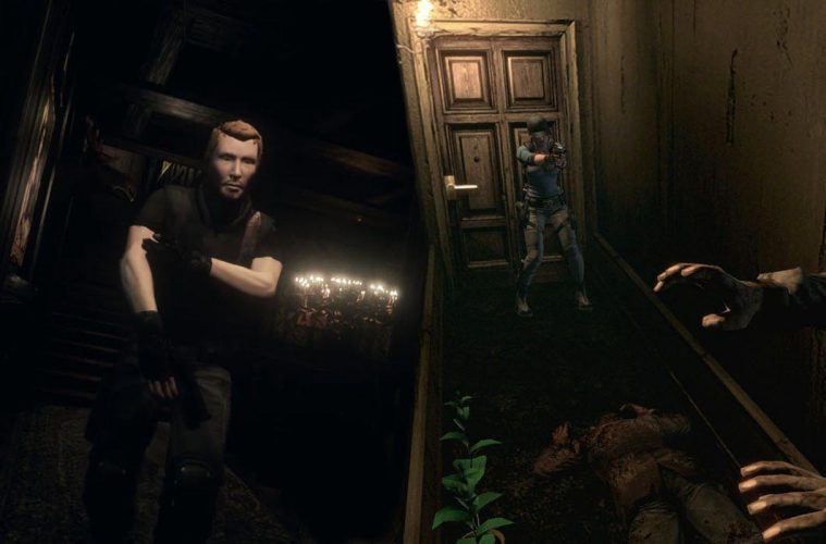 gameplay de Residence of Evil: Vigil