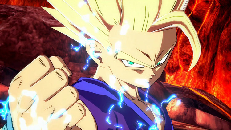 Sigue en directo el torneo VSFighting 2019 de Dragon Ball FighterZ