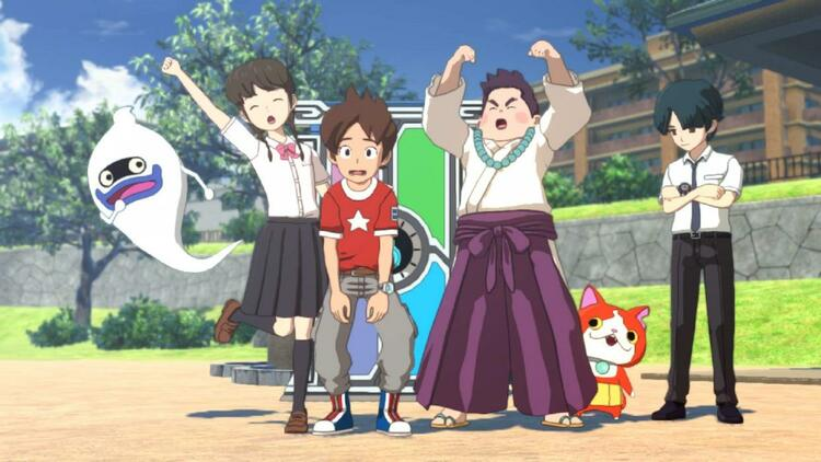 Yo-Kai Watch 4 en Occidente