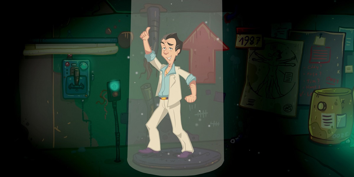análisis de Leisure Suit Larry: Wet Dreams Don't Dry