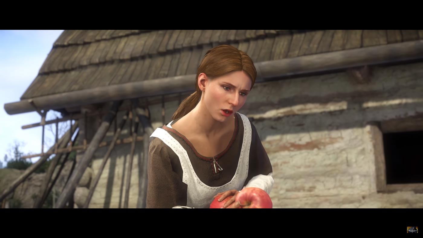 análisis de Kingdom Come: Deliverance - A Woman's Lot