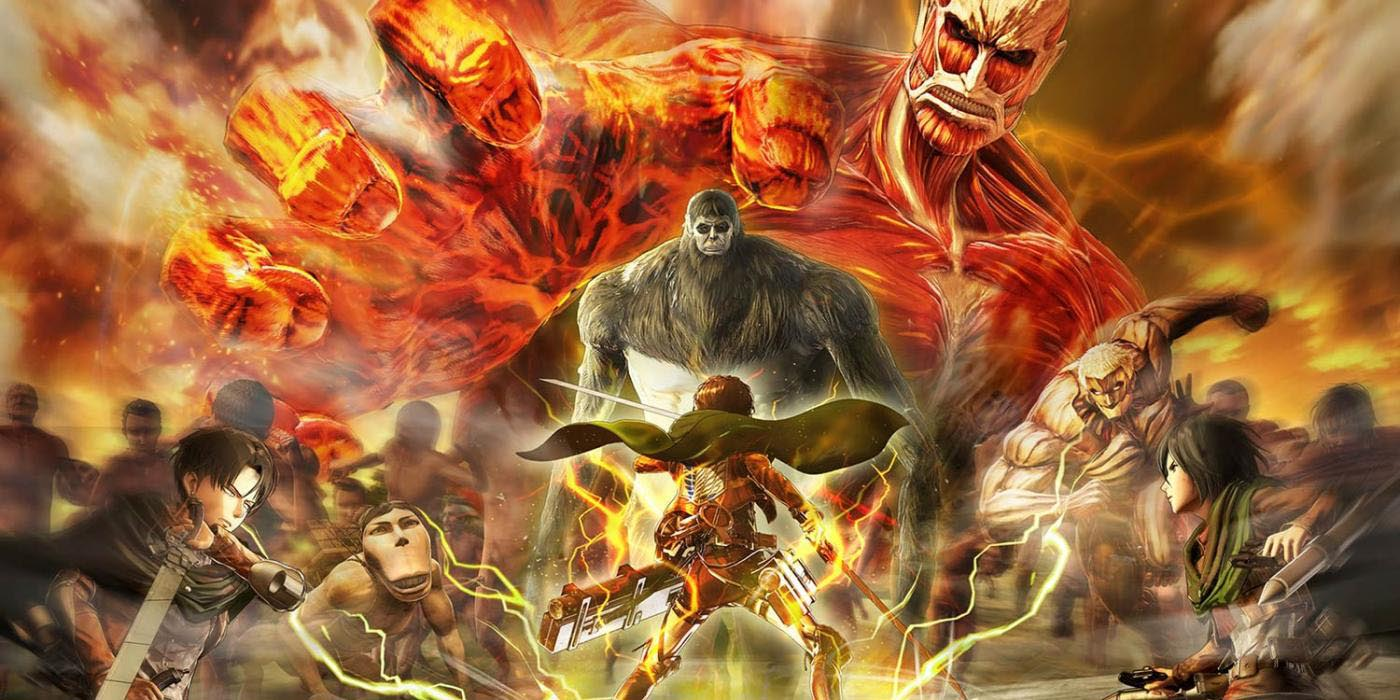 Análisis de Attack On Titan 2: Final Battle para Nintendo Switch