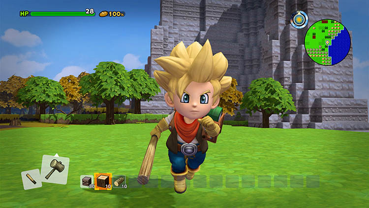 pase de temporada de Dragon Quest Builders 2