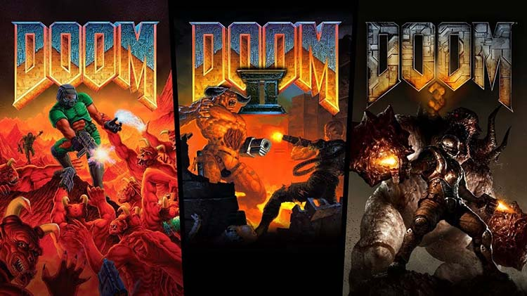problemas de Doom en Nintendo Switch