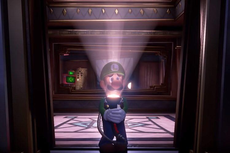 fecha de lanzamiento de Luigi's Mansion 3