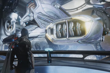 gameplay de Warframe: Empyrean