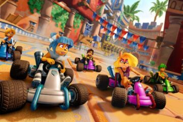 tráiler del Grand Prix de Crash Team Racing: Nitro Fueled