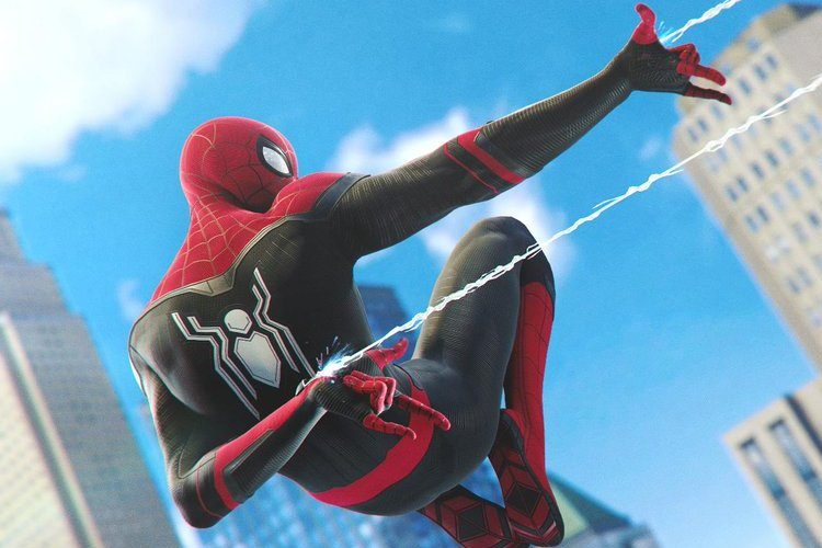 trajes gratis para Spider-Man de PlayStation 4