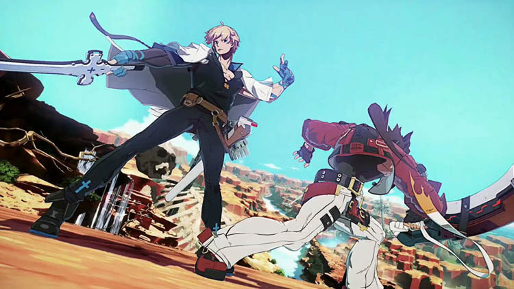 anuncio de un posible Guilty Gear 4