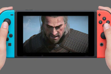 lanzamiento de The witcher 3 en Nintendo Switch
