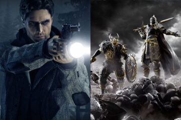 Alan Wake y For Honor gratis en la Epic Games Store
