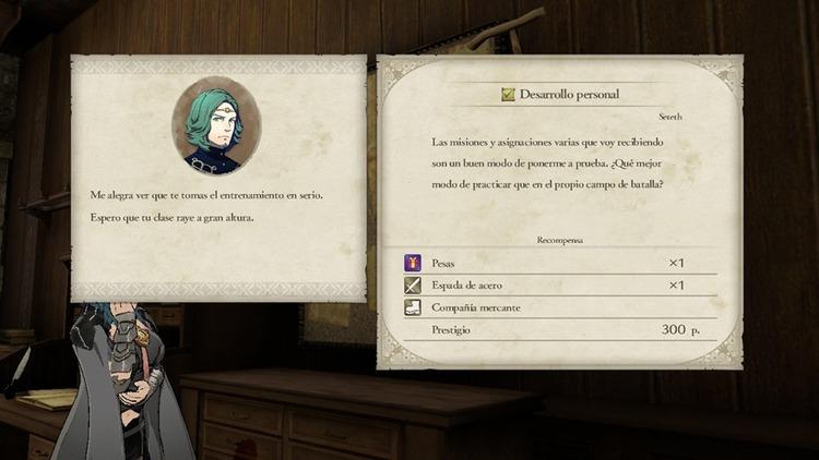 Consejos para empezar la nueva partida+ en Fire Emblem: Three Houses