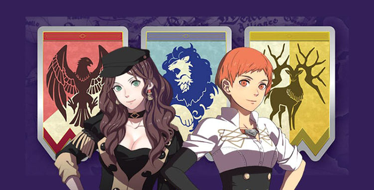 Guía de reclutamiento de Fire Emblem: Three Houses