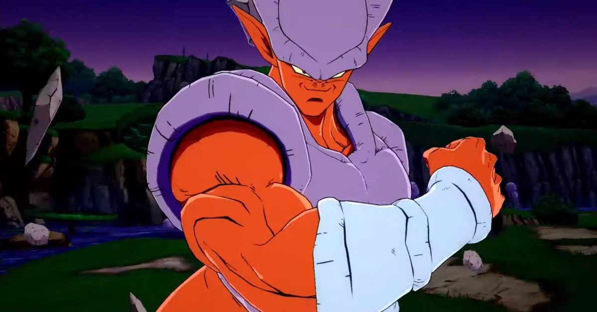 Las referencias de Janemba y Gogeta en Dragon Ball FighterZ y anime