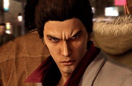 anuncio de Yakuza Remastered Collection