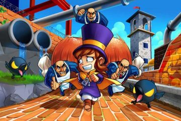 fecha de lanzamiento de A Hat in Time en Nintendo Switch