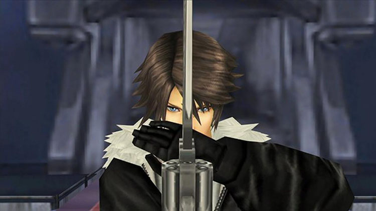lanzamiento de Final Fantasy VIII Remastered