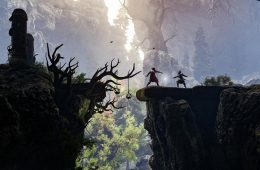 tráiler con gameplay de GreedFall