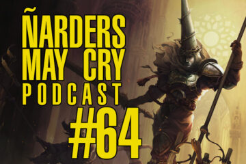 Ñarders May Cry 64 Podcast - Análisis de Blasphemos en PS4 y PC