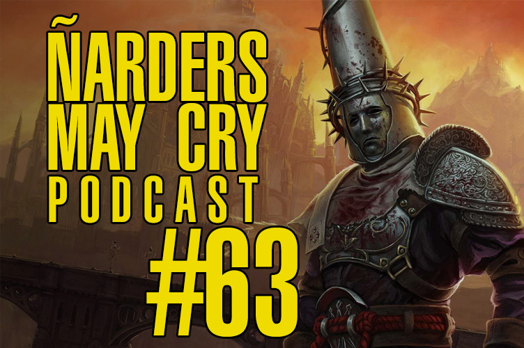 Ñarders May Cry Podcast Impresiones de Blasphemous