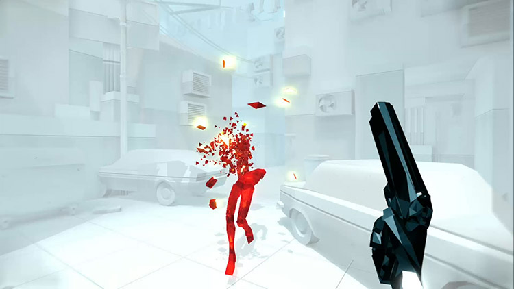 análisis de SuperHOT para Nintendo Switch