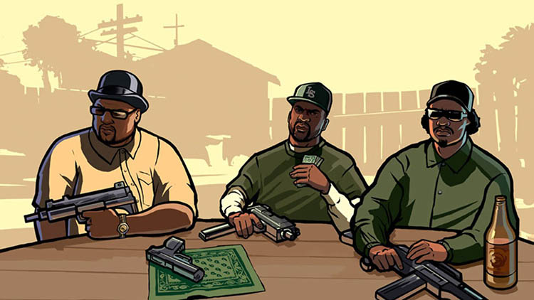 trucos para Grand The Auto San Andreas de iOS y Android