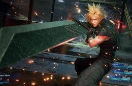 Gameplays de la demo de Final Fantasy VII Remake en el TGS 2019