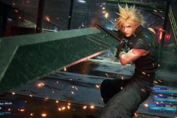 Gameplays de la demo de Final Fantasy VII Remake en el TGS 2019