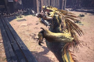 Guía de la garra retráctil en Monster Hunter World: Iceborne