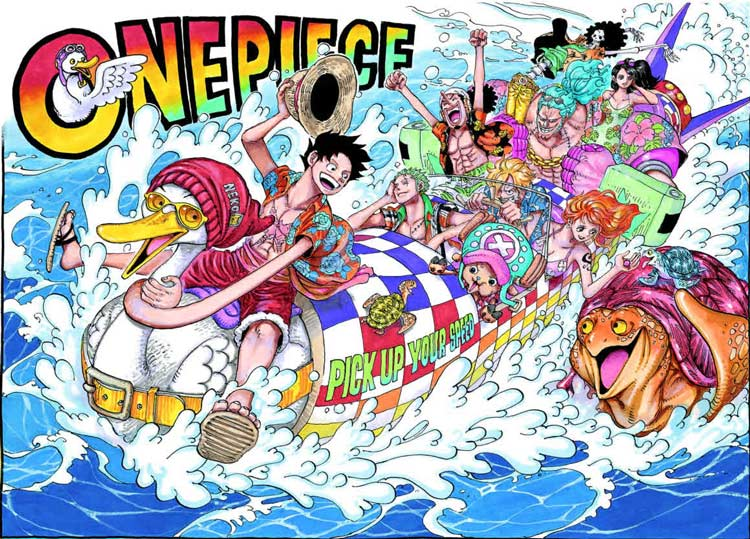 Manga One Piece 957 Ultimate