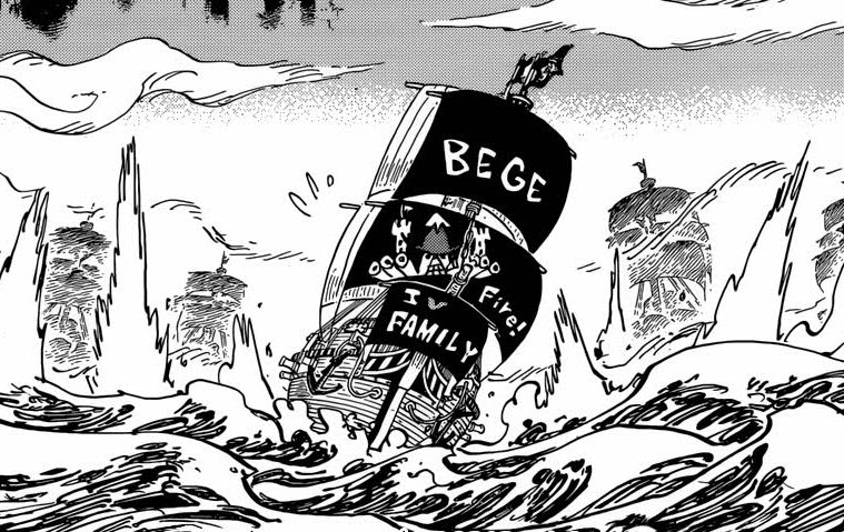 One Piece 954 en castellano
