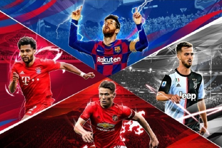 Option File de eFootball PES 2020