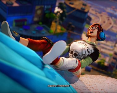 Sunset Overdrive de Sony