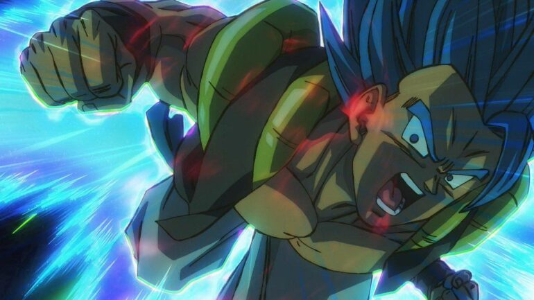 Tráiler gameplay de Gogeta en Dragon Ball FighterZ