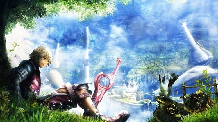 Xenoblade Chronicles Definitive Edition en Nintendo Switch
