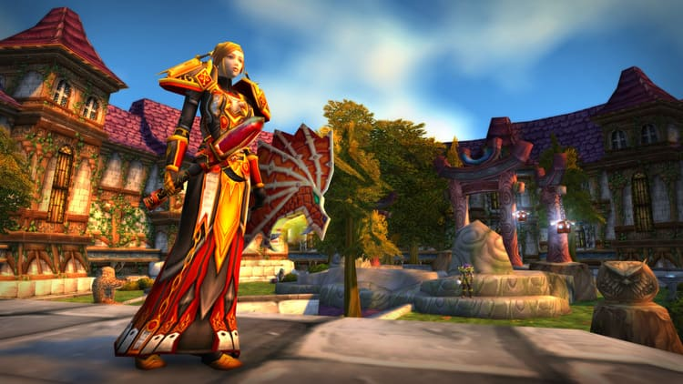 análisis de world of warcraft classic