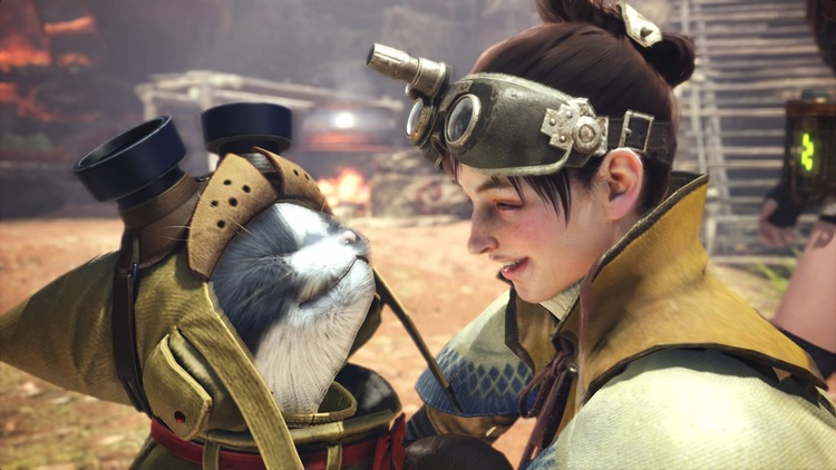 desbloquear los cabalgatrufos en Monster Hunter World: Iceborne