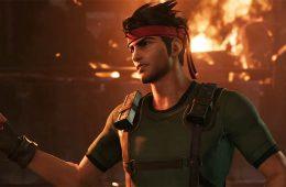 tráiler de Final Fantasy VII Remake del TGS 2019