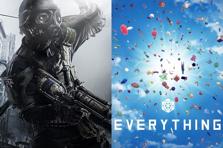Metro 2033 Redux y Everything gratis en la Epic Games Store