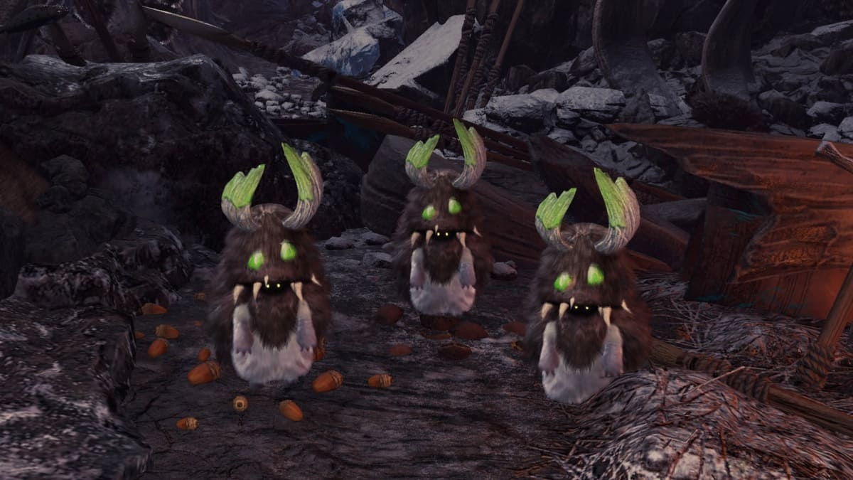 tribu Boaboa en Monster Hunter World Iceborne