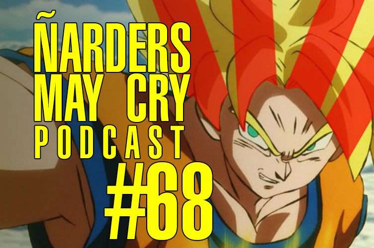 Ñarders May Cry 68 PODCAST - Riot Games a lo loco, SEGA Mega Drive Mini, Dragon Ball