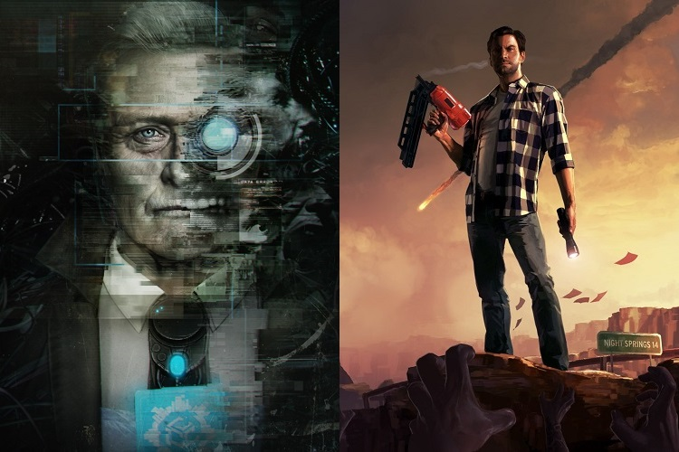 Alan Wake's: American Nightmare Gratis en la Epic Games Store