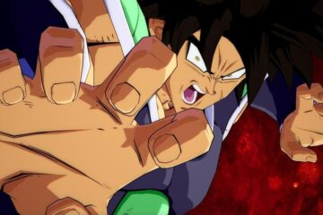 Broly en FighterZ