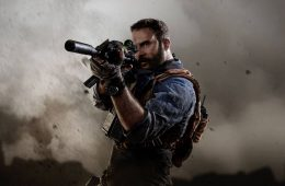 Primeros Minutos de Call of Duty Modern Warfare